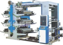 YT Series Six Colour Flexography Printing Machine