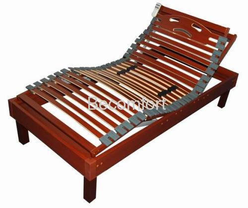 single size wooden electric bed frame - Electric Bed Frame