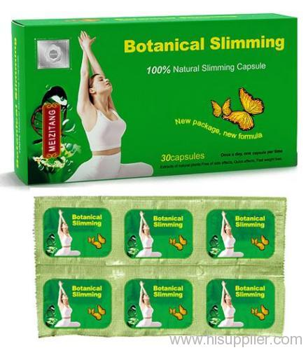 Botanical slimming capsule,herbal slimming capsule