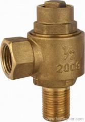 gunmetal ferrule valves