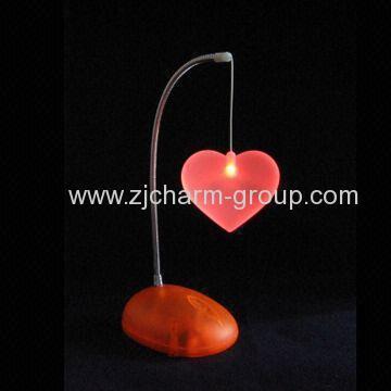 Heart shaped LED lights