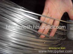 flat steel wire