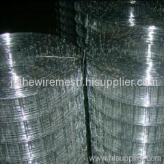 galvanized welded mesh panels