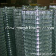 Stainless Steel Electro Welded Mesh