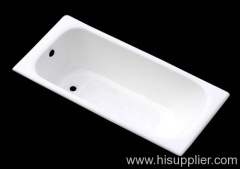 luxury cast iron bathtub