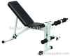 Decline Adjustable Sit Up Bench