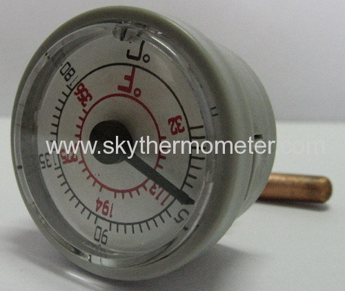 D37 capillary thermometer