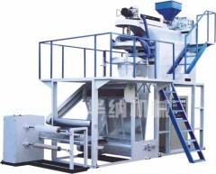 pp film blowing line PP extrusion machine