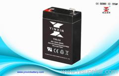 6V2.8AH Sealed lead acid battery