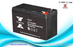 12V7AH VRLA agm battery