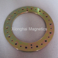 Stainless Steel Ring Part Precised Metal Parts
