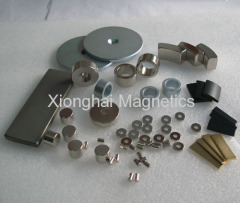 China sintered NdFeB Magnets
