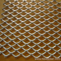 Diamond Steel Expanded Sheet