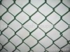 hot dipped galvanized chain link fencing