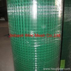 PVC Coated welded Wire Meshes