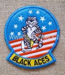 Embroidery patch for cloth