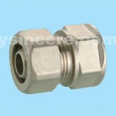 Brass compression fittings for Pex-Al-Pex pipe