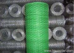 Hot dipped hexagonal wire nettings