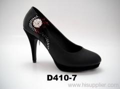high heel pumps