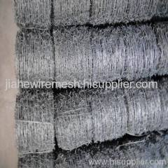 PVC Coated Barbed Wires