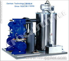 sea water flake ice machine