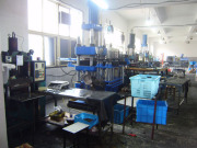 Rubber Vulcanization Machine
