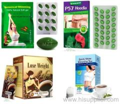 Herbal slimming products slimming capsule slimming tea