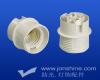 plastic lampholder