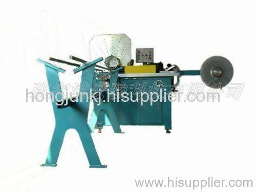 Aluminum Duct Forming Machine