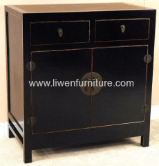 Oriental reproduction cabinet