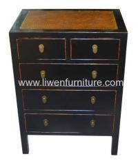 Antique reproduction chest