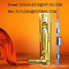 fingerprint combination door lock