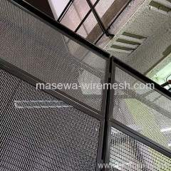 metal mesh with frame