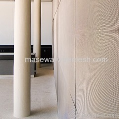 metal mesh for wall