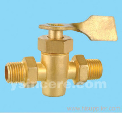 Brass Angle Valve Forged Body