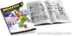 Children's Comic Book Printing