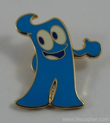The Expo lapel pin