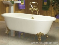 double ended bathtub