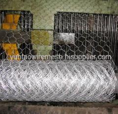 hot dip hexagonal wire netting