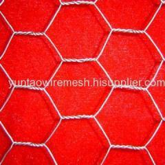 Galvanized Hexagonal Wire Mesh Rolls