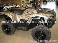 NEW YAMAHA CAMO GRIZZLY 700 FI ATV IRS 4 WHEELER QUAD