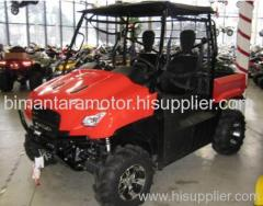 NEW HONDA BIG RED ATV SIDE BY SIDE UTILITY 4 WHEELER
