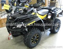 New 2010 Can Am 500 XT P ATV 4 Wheeler Power Steering