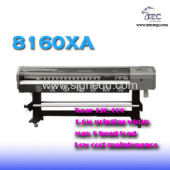 inkjet solvent digital piezo printers