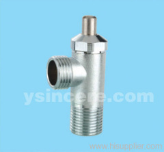 Brass Ball Angle Valve