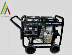 Deluxe Diesel Generator