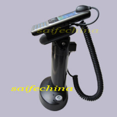 secure display stand for mobile
