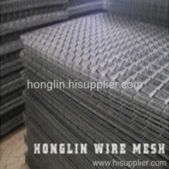 weldeds wire mesh fence