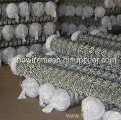 Stainless Steel Chain link -fence