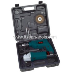 650W power tool impact drill set